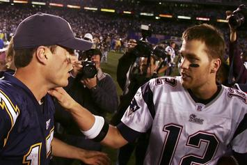 "Tom Brady Comments on Philip Rivers, Says ""He's Kind Of Like Me"""