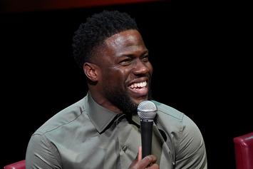 Kevin Hart Tells The Oscar Jokes That Weren't To Stephen Colbert