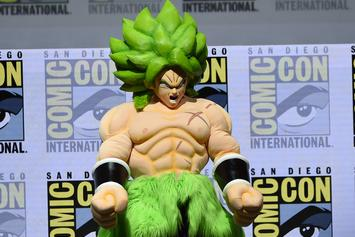 "Watch Broly And Vegeta Come Face-To-Face In ""Dragon Ball Super: Broly"""