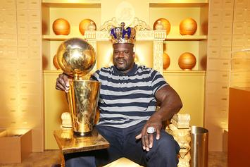 Shaq's Enormous Florida Mansion Hits Market For $22 Million: Photos