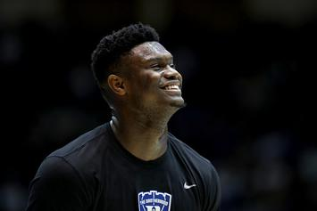 Jim Boeheim: 'Zion Williamson's Like Charles Barkley, And Not As Fat'