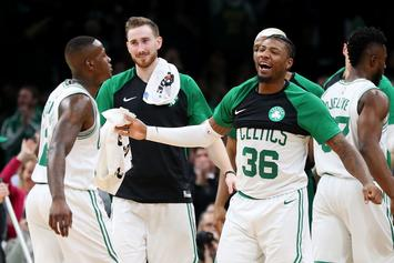 Young Celtics Players Have No Hard Feelings Over Kyrie Irving Comments