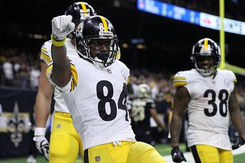 "Antonio Brown Has ""Too Much Diva,"" Says Bucs Head Coach Bruce Arians"