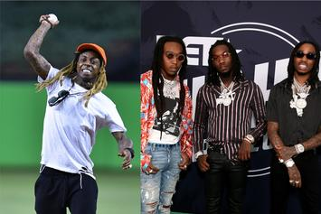 Lil Wayne & Migos Accused Of Scamming Companies With Fake Concerts