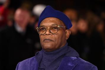 "Samuel L. Jackson Calls Donald Trump A ""Cheap Guy"" After Fast Food Feast"