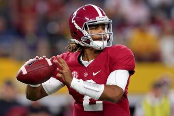 Alabama QB Jalen Hurts Announces Transfer To Oklahoma Sooners