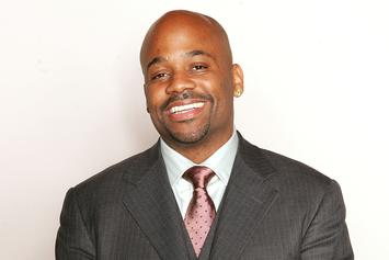 """Dame Dash """"Storms Off"""" Red Carpet After R. Kelly & Aaliyah Question"""