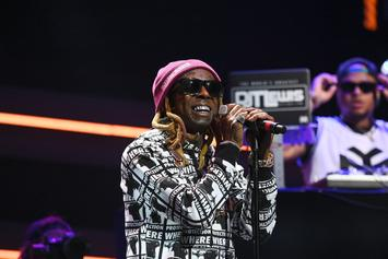 """Lil Wayne Releases """"I Ain't Sh*t Without You"""" Tour Documentary"""
