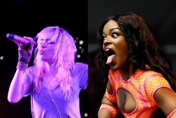 Azealia Banks & Grimes Ordered By Law To Preserve Racy DMs