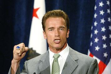 Arnold Schwarzenegger's Son Poses In Homage To Dad, Looks Identical