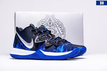 Duke Blue Devils Receive Exclusive Nike Kyrie 5 PE: First Look