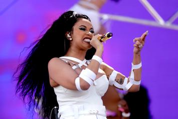 Cardi B Shares Video Of Her & Baby Kulture Listening To Offset's Music