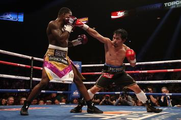 Manny Pacquiao Defeats Adrien Broner In Unanimous Decision