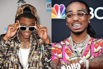 "Quavo Confirms Soulja Boy's ""Versace"" Claims: ""He's Speaking Facts"""