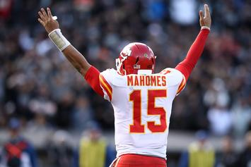 Chiefs' Patrick Mahomes Expected To Sign NFL's First $200 Million Deal