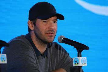 "Tony Romo In Line For ""Substantial Raise"" To Stay With CBS"