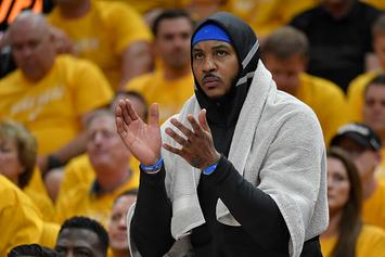 Los Angeles Lakers Listed As Favorites To Land Carmelo Anthony