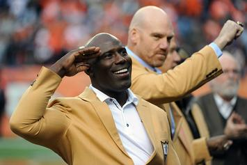 NFL Hall of Famer Terrell Davis Believes CBD Would Have Extended His Career