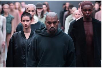 """Kanye West Sued By """"Yeezy"""" Fabric Supplier For Allegedly Chincing Out"""