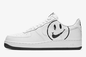 """Nike Air Force 1 """"Have A Nike Day"""" First Images Revealed"""