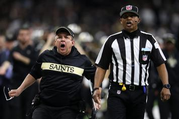 New Orleans Saints Missed Call Has Louisiana Senator Calling For Justice On Senate Floor