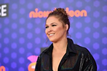 "Ronda Rousey Claps Back At Family Rumors, ""Leave Me And My Reproductive Organs Alone"""