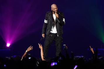 R. Kelly Accused Of Throwing Ex Girlfriend Into A Wall Over Another Man