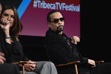 Ice-T Shares Photo Of Wife Coco Sleeping Topless In Bed