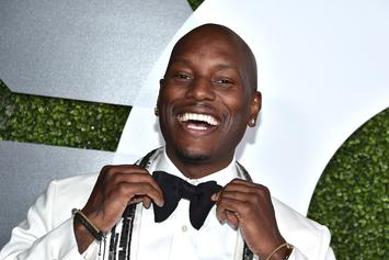 Tyrese Is Enraged His Ex-Wife Left Their Child With A Friend While On Vacation