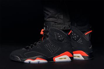"Kith To Release Air Jordan 6 ""Infrared"" Early Alongside Unique Apparel"