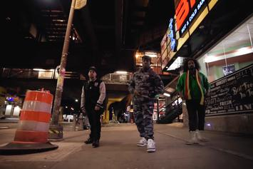 "Statik Selektah & Termanology Keep It Blessed With ""It's On You"" Visuals"