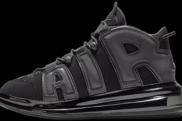 Nike Air More Uptempo 720 Release Details
