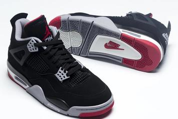 "Air Jordan 4 ""Bred"" Rumored Release Date Revealed"