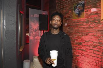 "21 Savage Arrest: Lawyer Says ICE Trying To ""Unnecessarily Punish Him"""