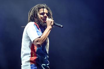 J. Cole Offers His Thoughts On 21 Savage's ICE Arrest