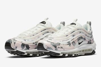 Women's Nike Air Max 97 Gets Floral Makeover