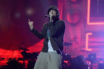 "Eminem Praises Chris D'Elia For His Impersonation: ""This Is Incredible"""