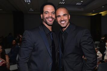 Shemar Moore Tearfully Remembers Kristoff St. John