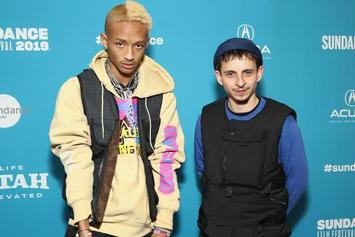 "Jaden Smith Shaves Half His Head To Make A ""Halfro"""