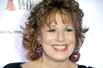 """Joy Behar Receives Backlash After Once Dressing As A """"Beautiful African Woman"""""""