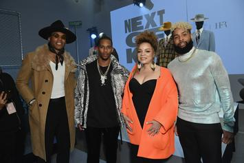 Cam Newton And Odell Beckham Jr. Hit Up New York Fashion Week