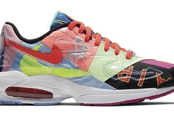 Atmos X Nike Air Max2 Light Images Revealed