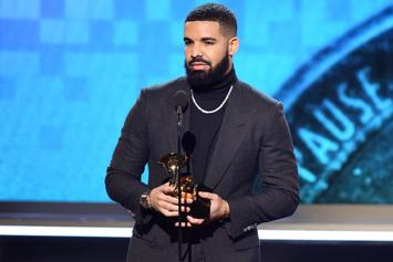 Drake Reacts To His Grammy Awards Speech Getting Cut Off