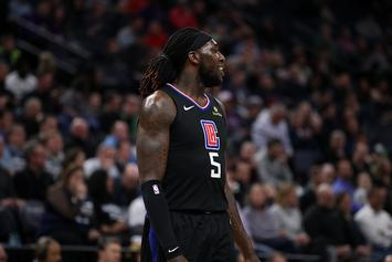 """Clippers' Montrezl Harrell Calls Out Fan: """"Shut The F*ck Up"""""""