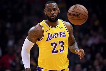 LeBron James Is The NBA's Highest Paid Player At $89 Million A Year