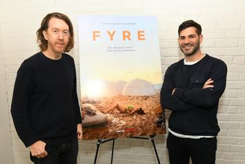 """Fyre Festival Documentary & """"Jurassic Park"""" Mashed Up Into Hilarious Video"""