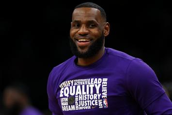 """LeBron James Says Lakers Need To """"Decompress"""" During All-Star Break"""