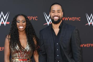 WWE Star Jimmy Uso Arrested After Allegedly Trying To Square Up With The Cops