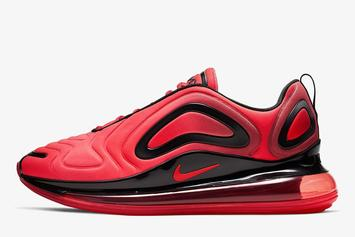 """Nike Air Max 720 """"University Red"""" Release Details"""