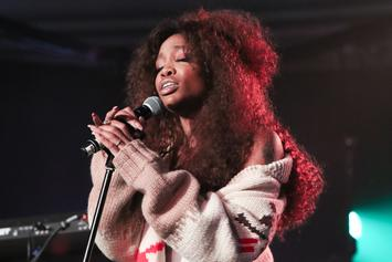 "SZA Covers 90's Hit ""Kiss Me"": Watch The Live Performance"